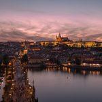 St Valentines Day in Prague