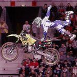 Freestyle Motocross Gladiator Games in Prague