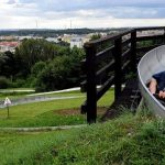 Prague Hen Bobsleigh Activity