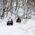 Off Road Quad Bikes in Prague