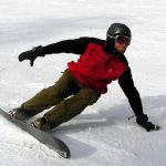 Snowboarding and Skiing Near Prague