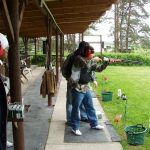 Clay Pigeon Shooting in Prague