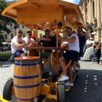 Prague Beer Bike Tour