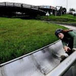 Prague Bobsled Track