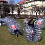 Prague Bubble Football