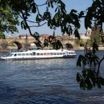 Boat Trip in Prague with Coffee and Cake