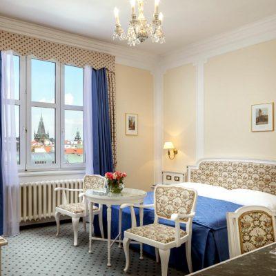 Hotel Ambassador Zlata Husa Prague