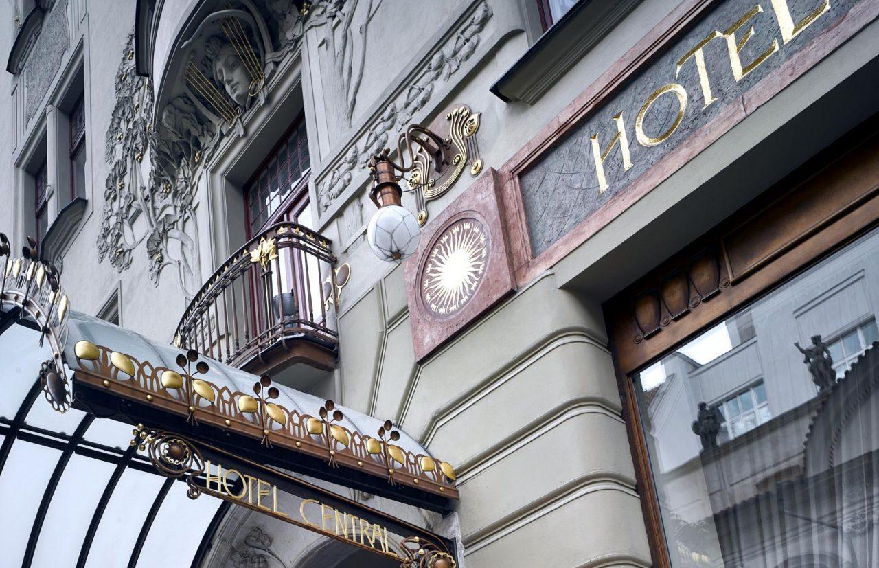 Hotel K and K Central Prague
