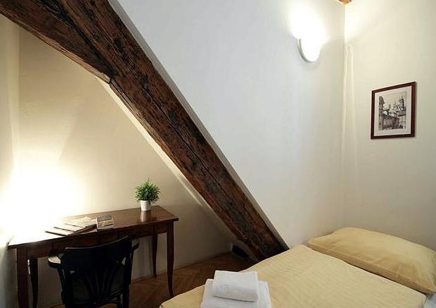 Romantic Apartments in Prague