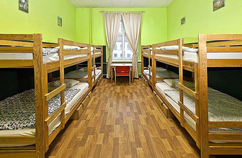 A Plus Prague Hostel