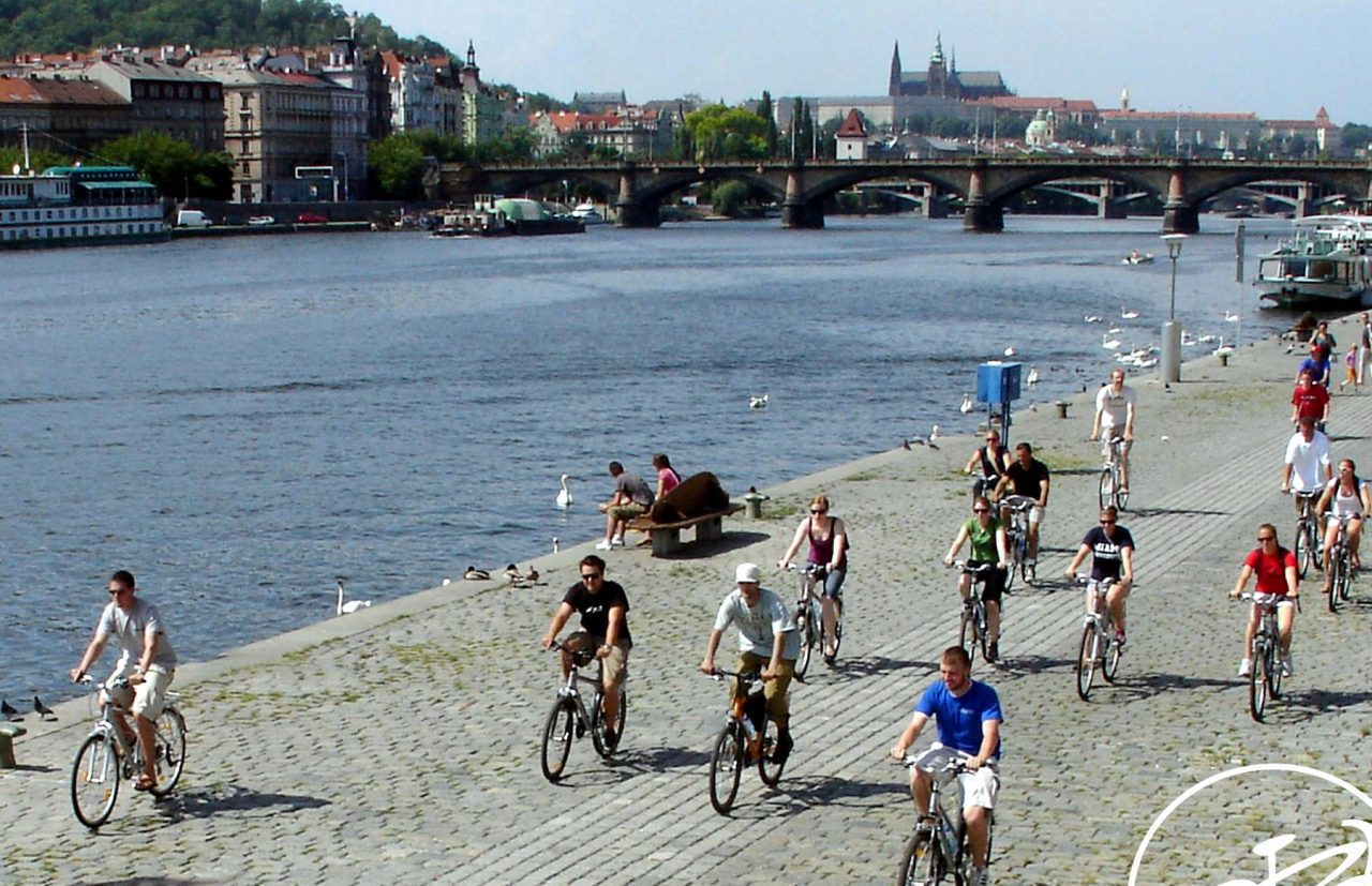 Bike Tours in Prague