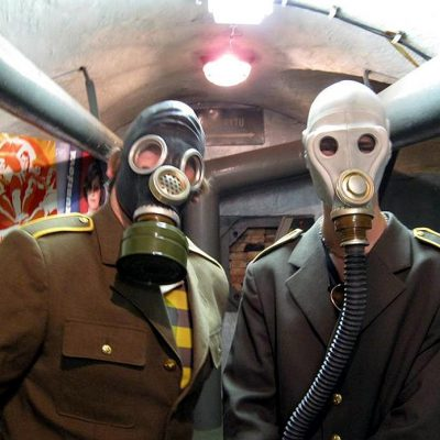 Prague Nuclear Bunker Tour