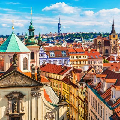 School Trips to Prague