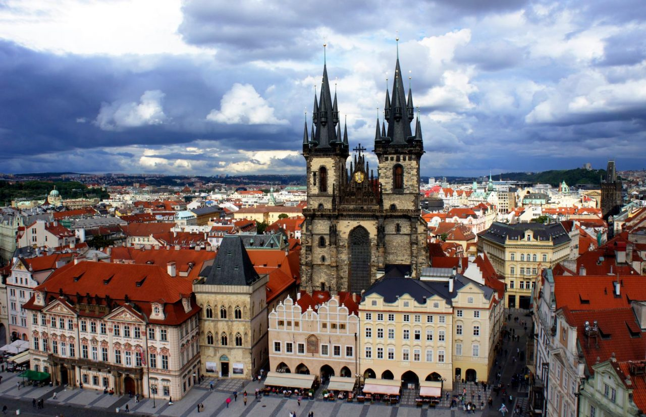 Tourist Information in Prague