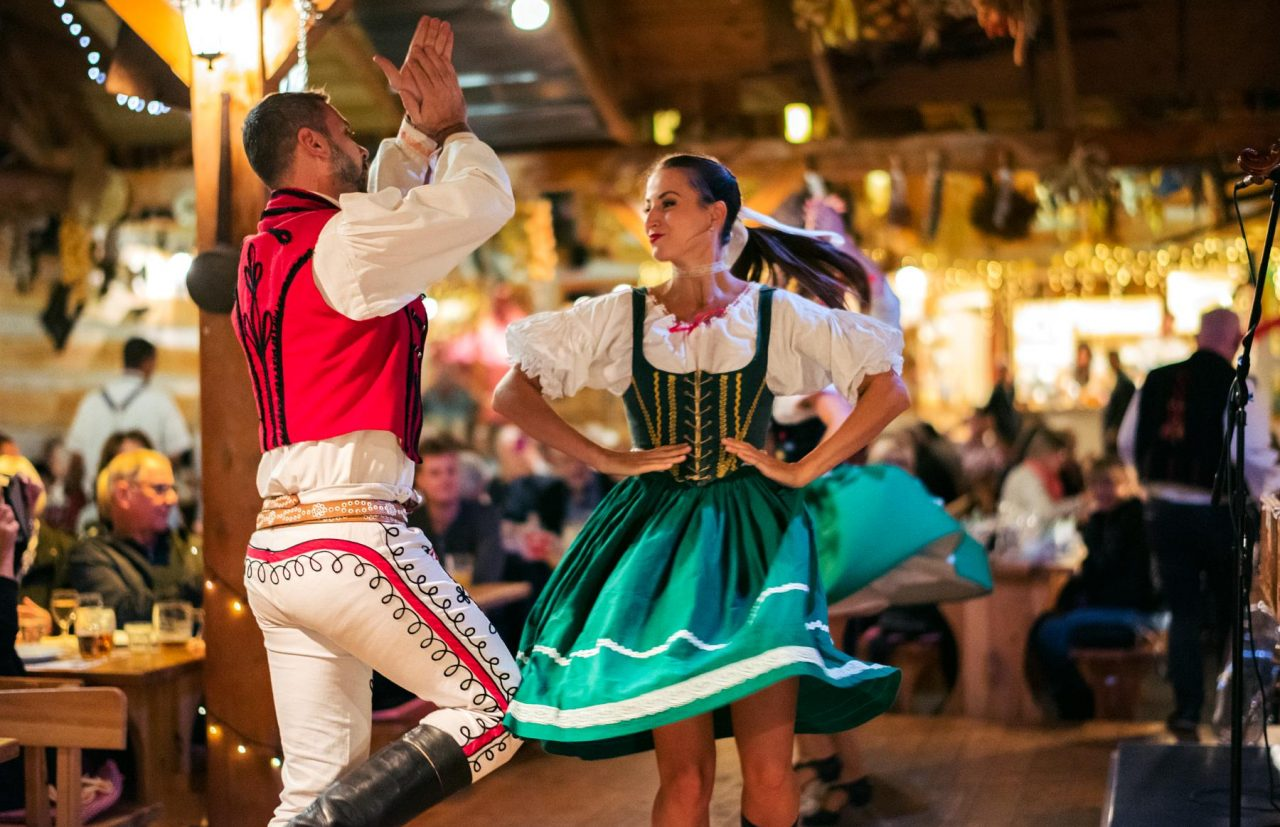 Prague Special Dinners and Shows Gift Vouchers