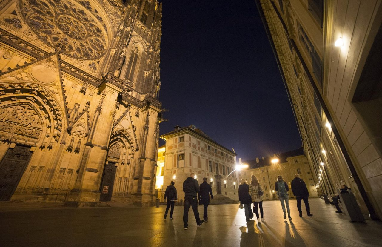 Prague Ghost Tours
