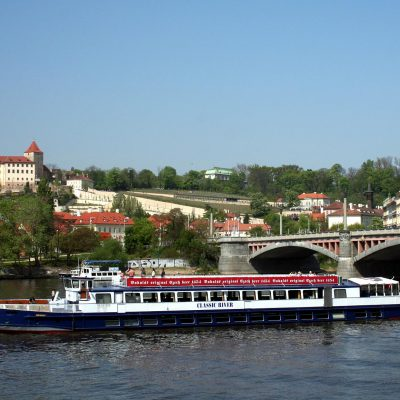 Prague Dinner Cruise with Music