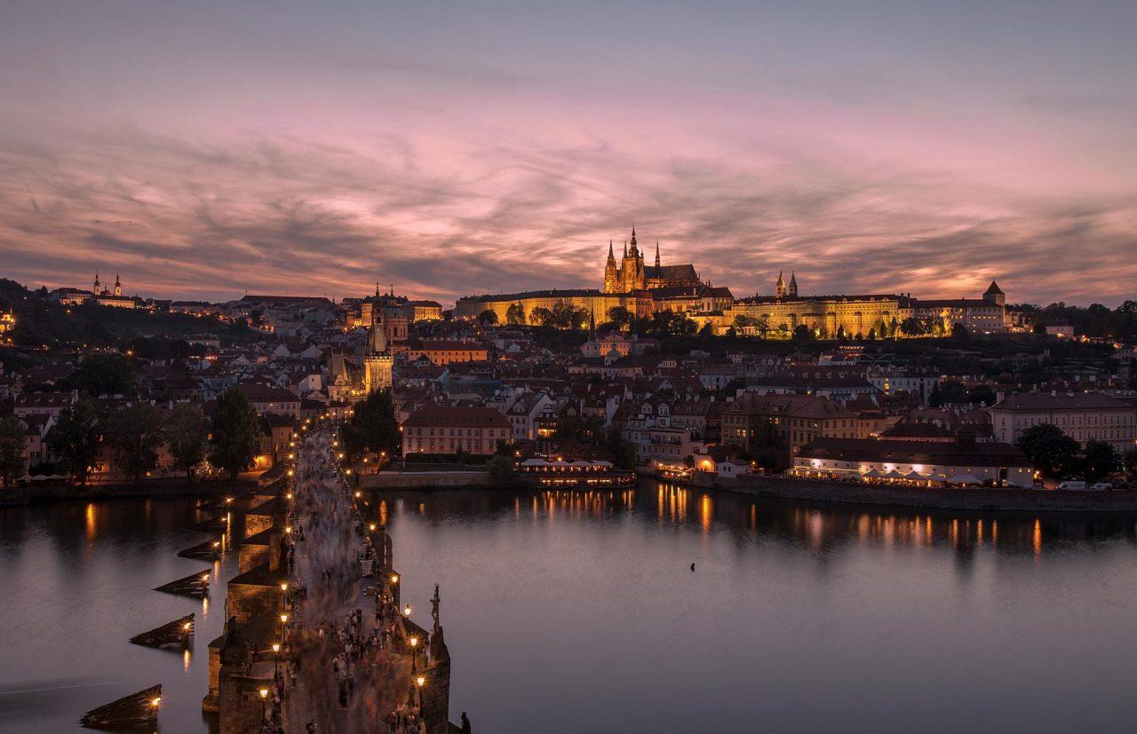 Prague Dinner Cruise with Music