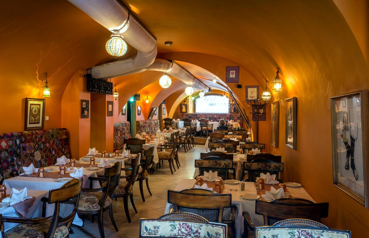 Indian Jewel Restaurant Prague Prague Tours Direct
