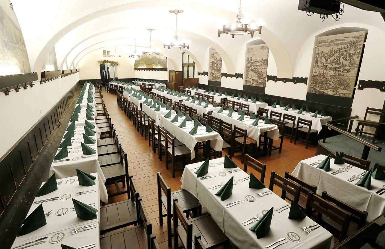 U Fleku Restaurant Prague