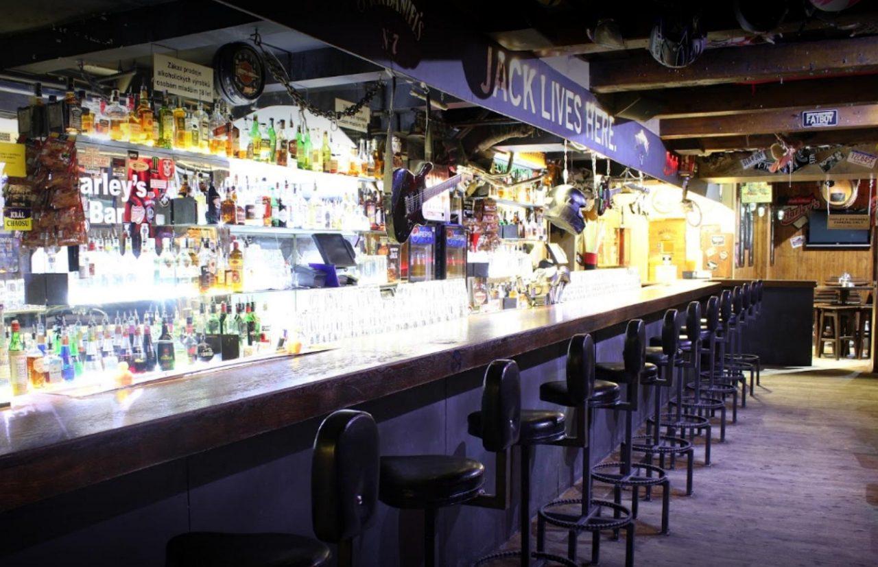 Harleys Bar Prague