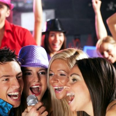 Hen Party Karaoke Bar in Prague