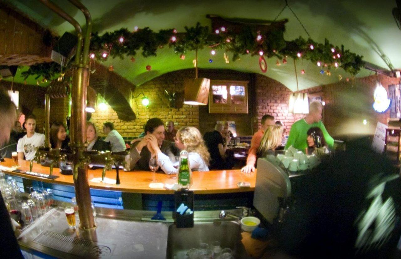 Kozicka Bar and Restaurant Prague