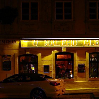 U Maleho Glena Bar and Jazz Club Prague