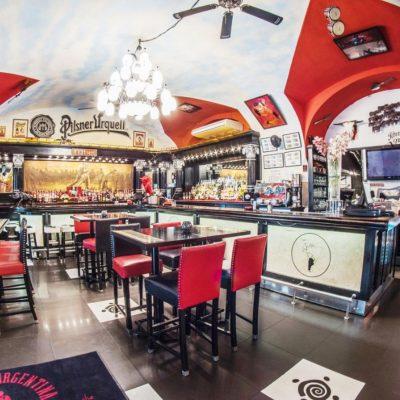 La Casa Argentina Restaurant Prague