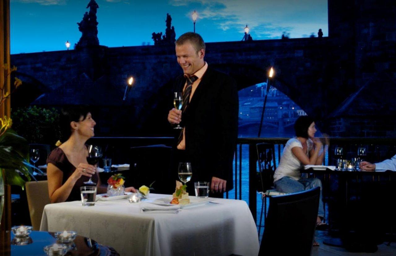 Mlynec Restaurant Prague