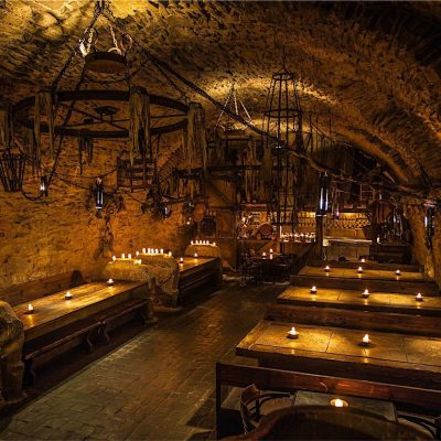 Medieval Tavern Restaurant Prague