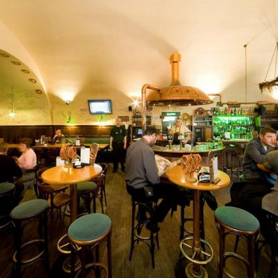 U Vejvodu Restaurant Prague