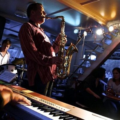 Jazz Boat in Prague