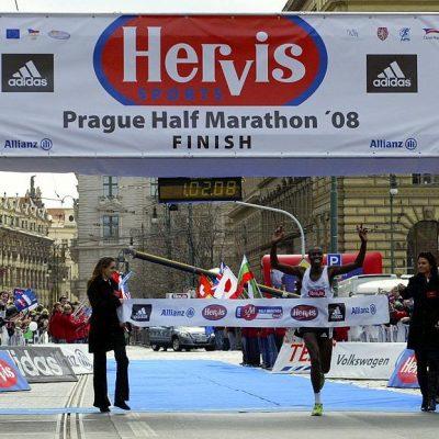 Prague Half Marathon
