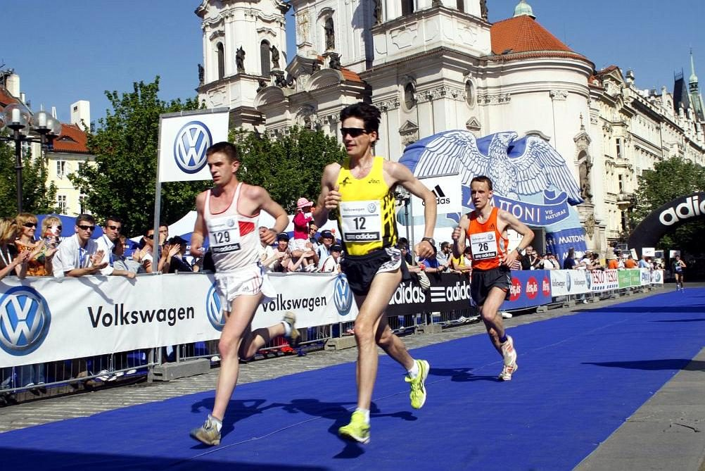 Prague Grand Prix Road Run