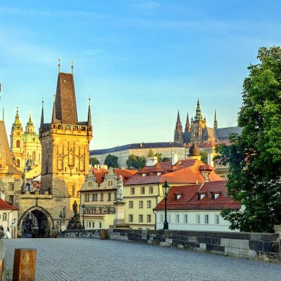 Prague Summer Holiday