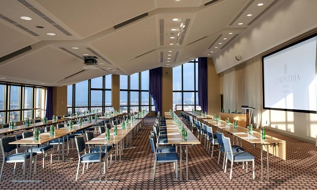 Hotel Corinthia Towers Prague