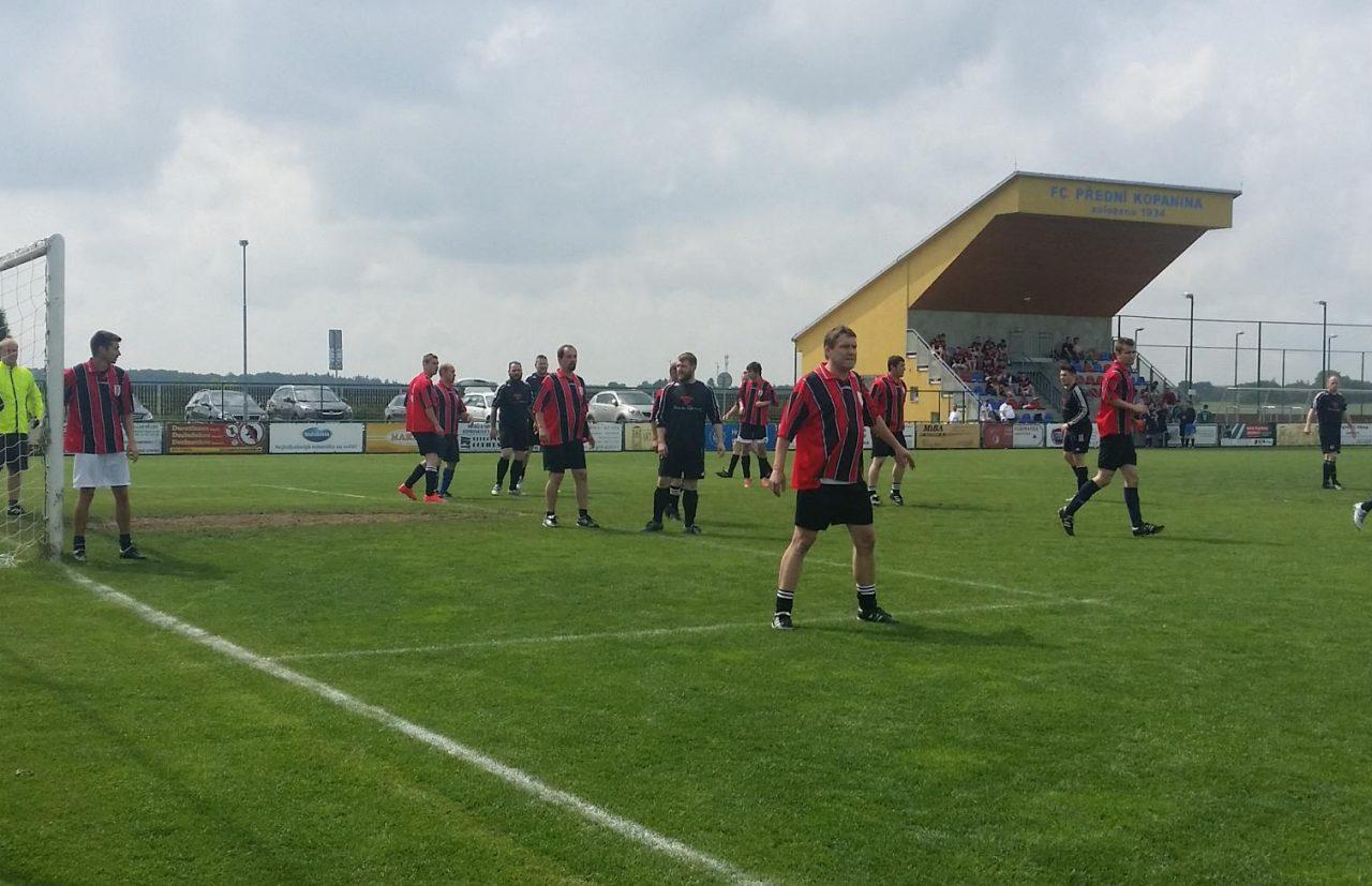 Football Tours to Prague