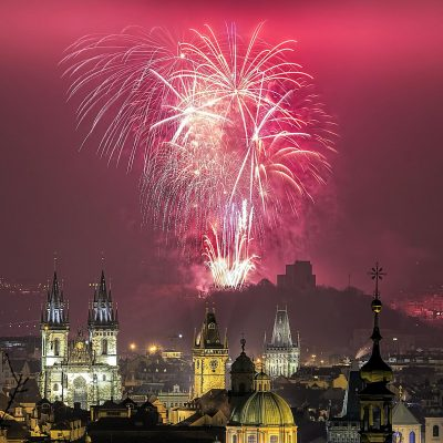 Prague New Years Eve Celebrations
