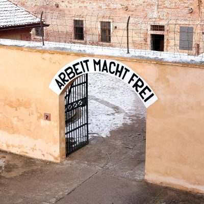 Terezin Nazi Concentration Camp Tour