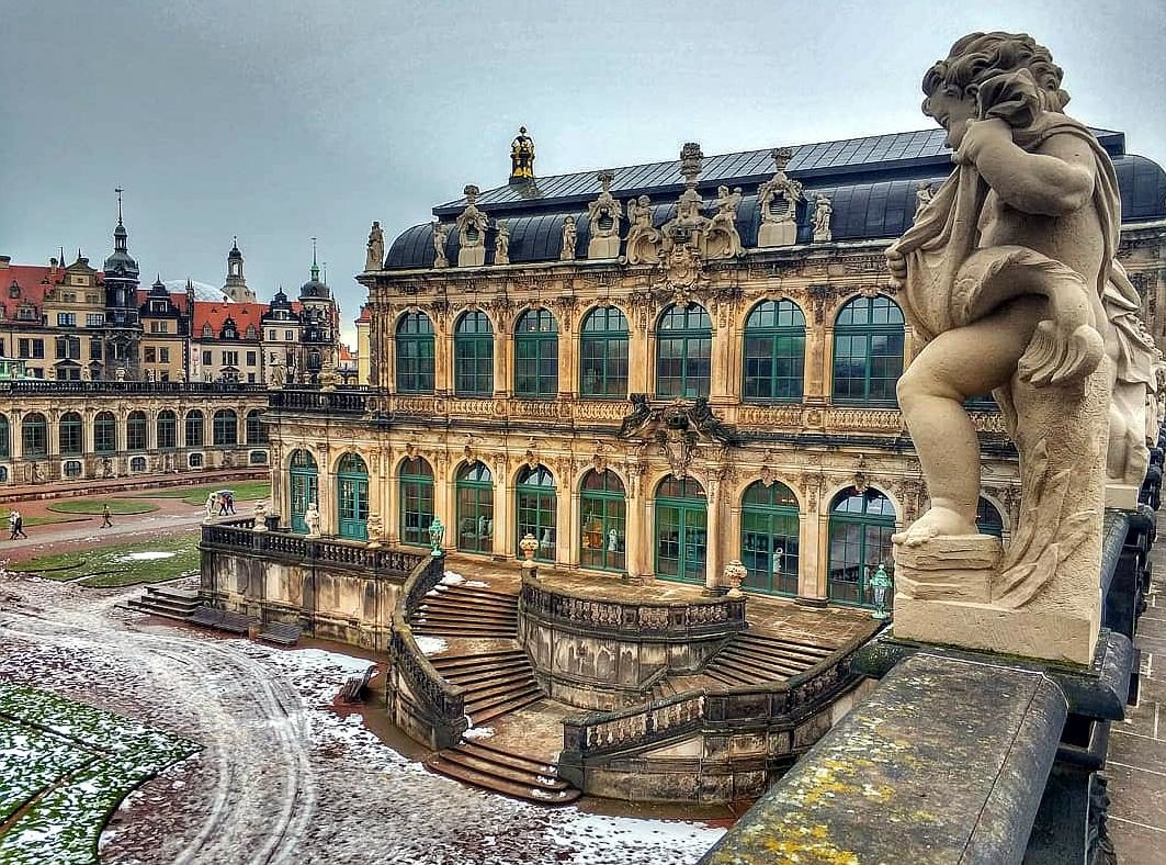 Tour to Dresden Germany