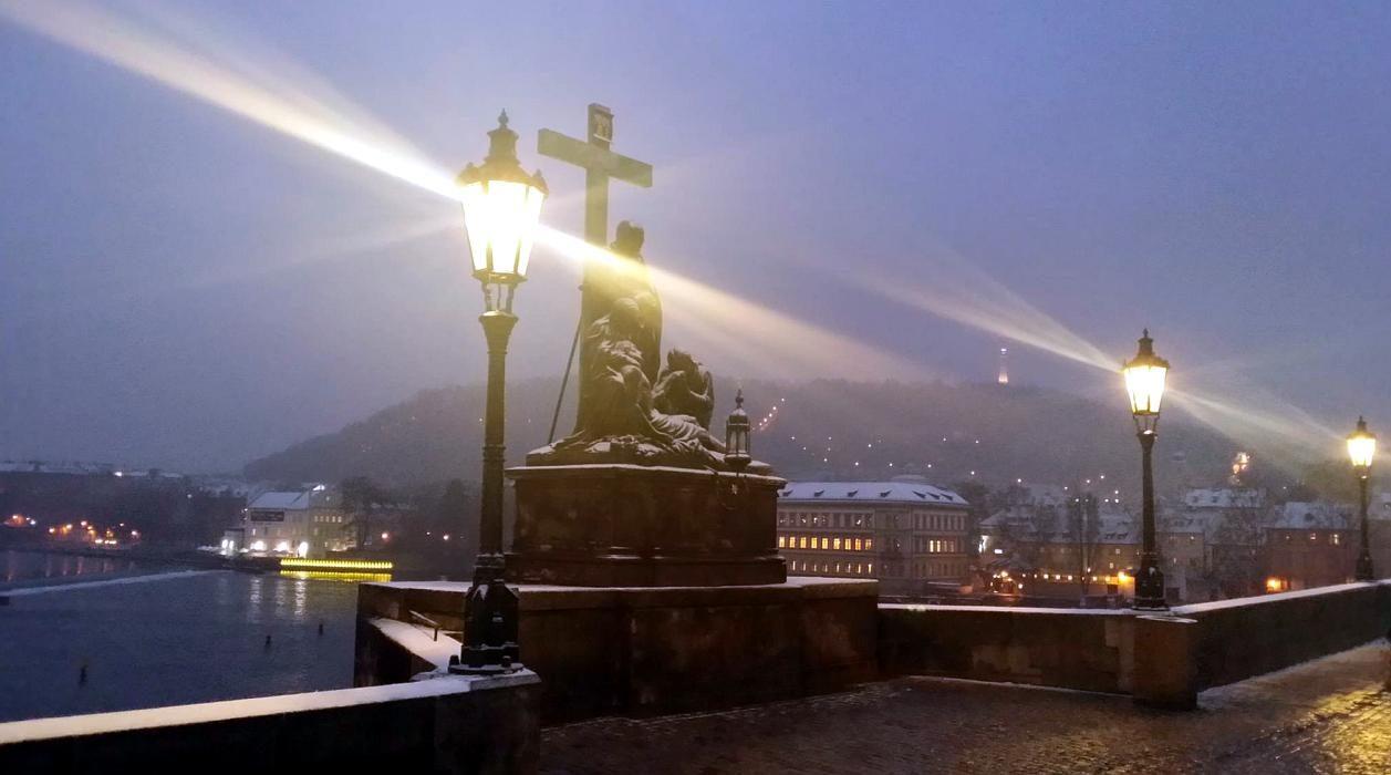 Prague Winter Holiday