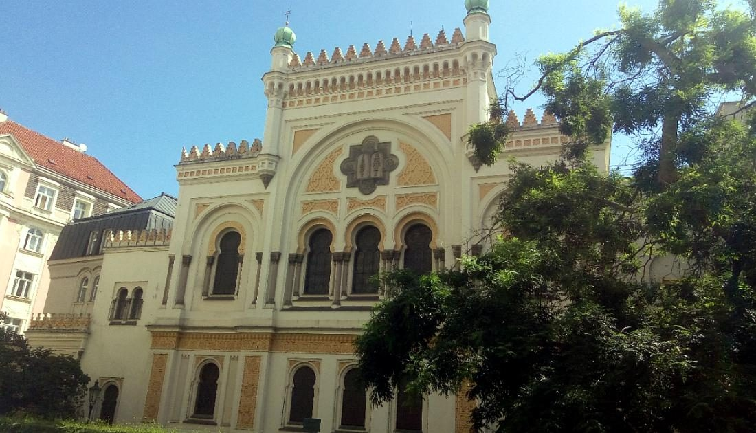 Prague Jewish Quarter Tour
